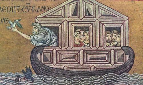 Diluvio Universale Boschi Sacri Etruscan Corner